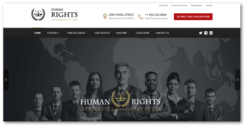 mejores-themes-wordpress-abogados-human-rights