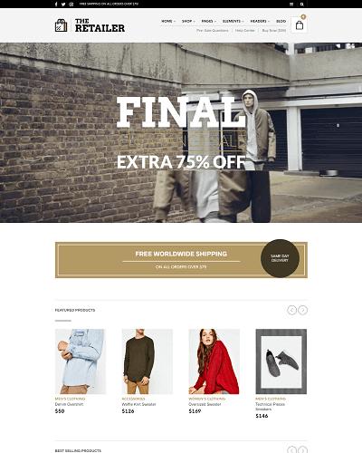 a817160b903a1 Diseño tiendas de ropa online - Pymes World