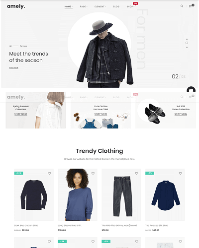 af118a9896c19 Diseño tiendas online para ropa - Pymes World