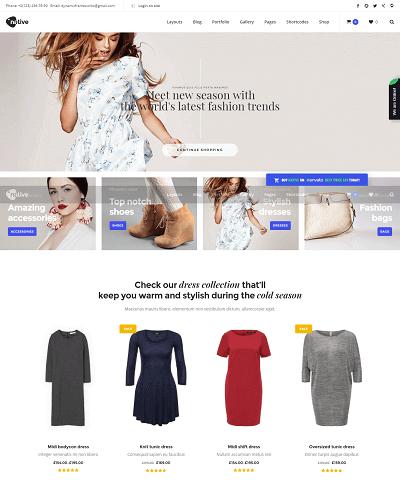 0e8eac8c6de4c Diseño web tiendas ropa online - Pymes World