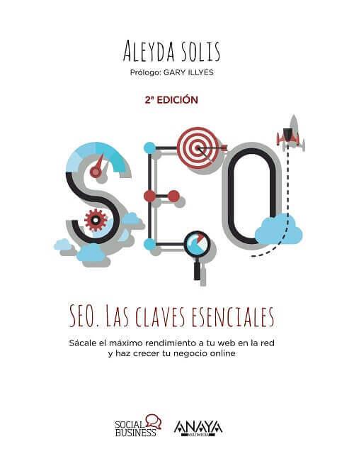 Mejores libros de Marketing en 2019: SEO, las claves esenciales - Aleida Solis