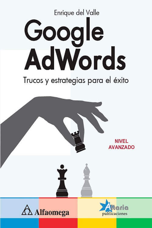 Mejores libros de Marketing 2019: Google Adwords - Enrique del Valle