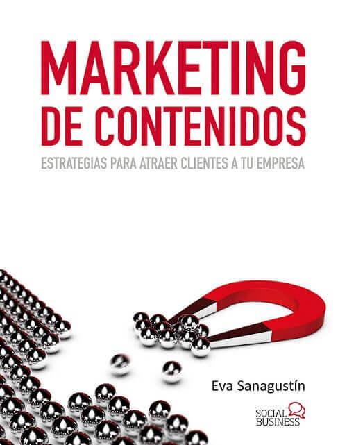 Mejores libros de Marketing 2019:  Marketing de contenidos - Sara Agustín