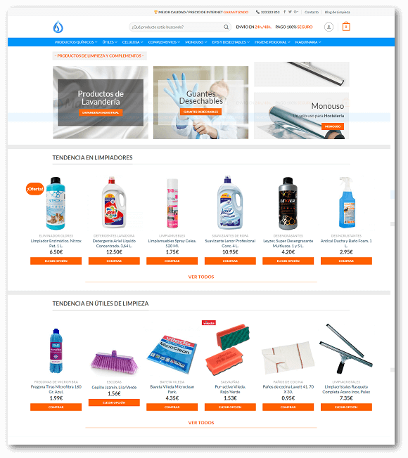 diseno-tiendas-online-para-limpieza