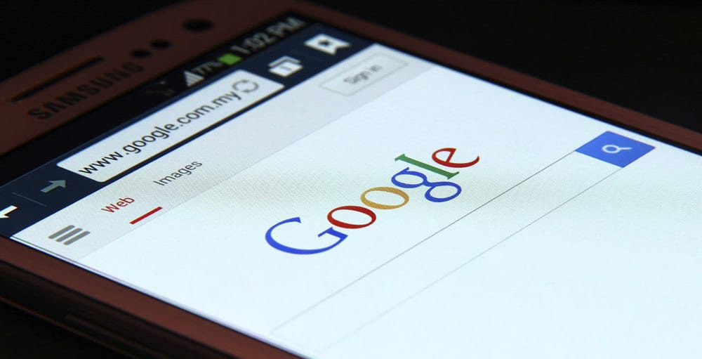 google movil frist index