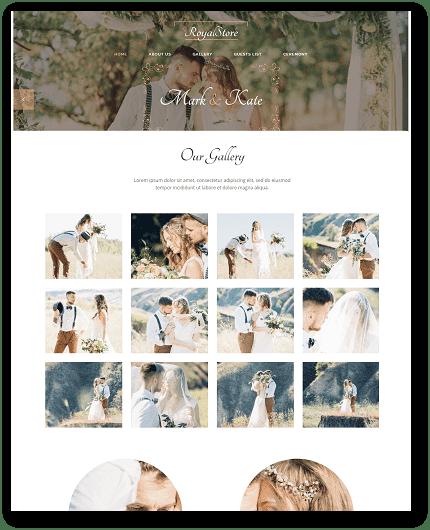 paginas web para bodas1