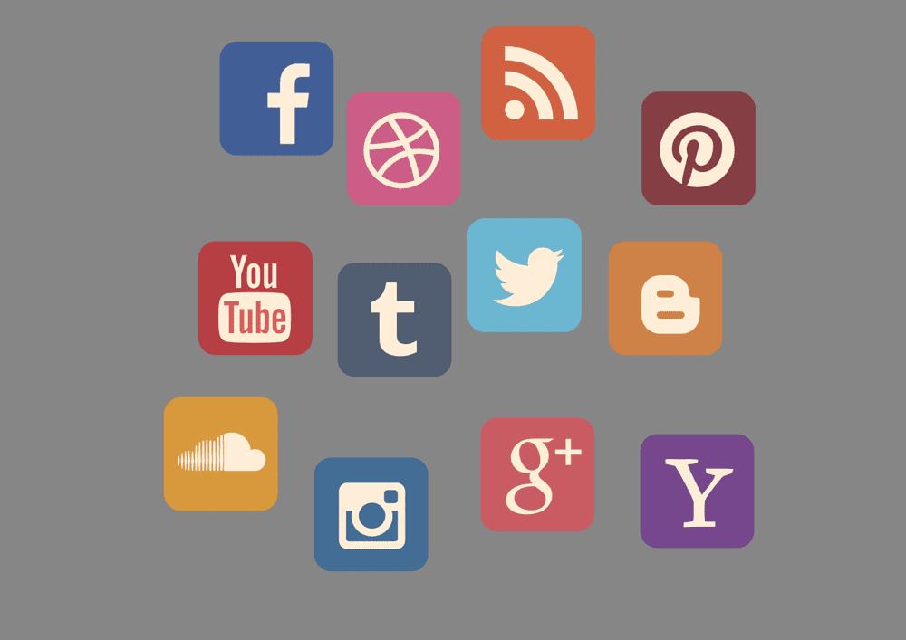 Redes sociales tiendas deportivas