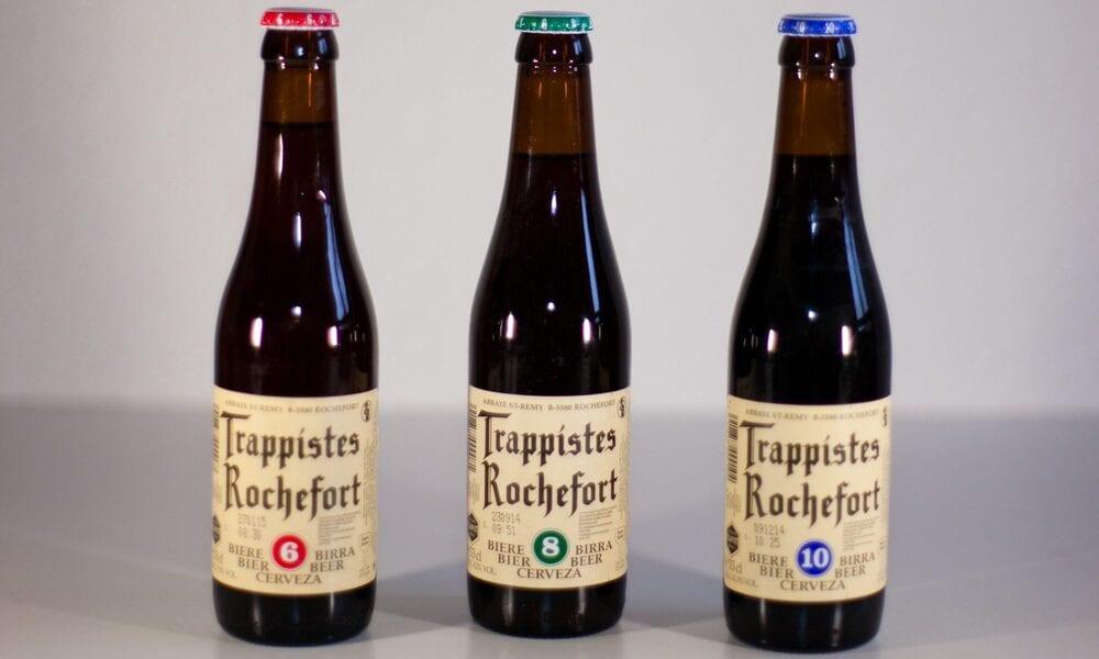 Cervezas Rochefort