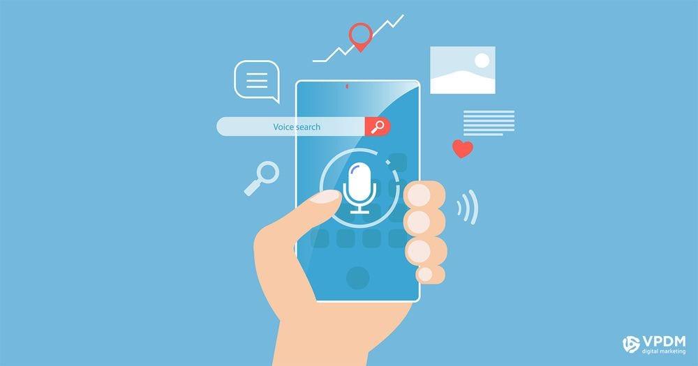 Las interfaces amigables con comandos de voz, se empiezan a tomar el diseño web en 2020